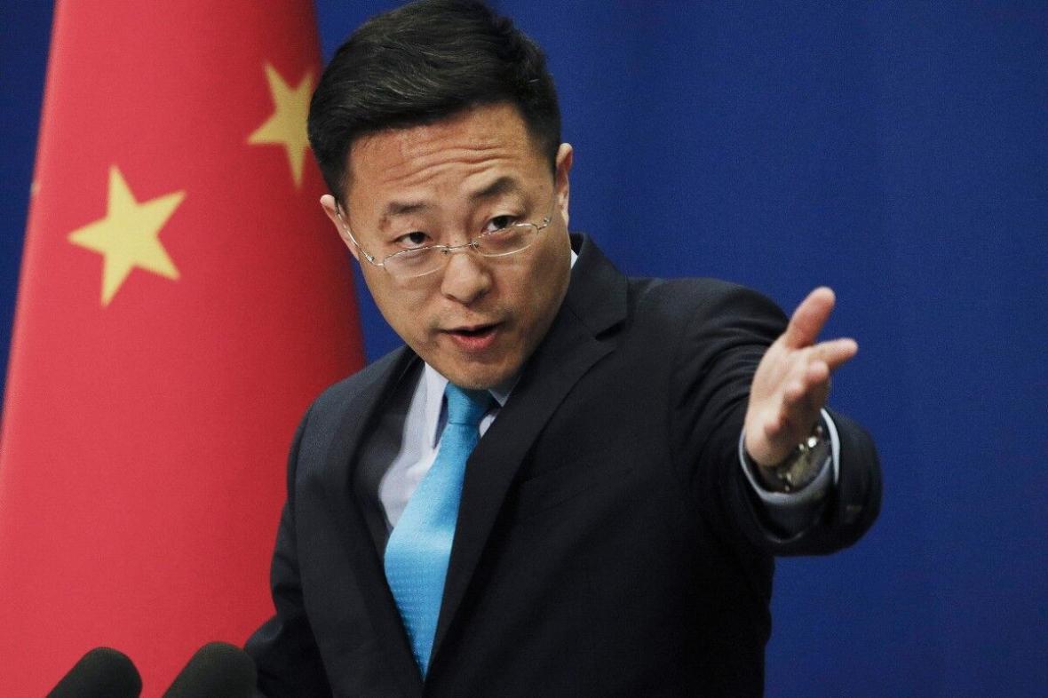 چین: پمپئو انتشار ویروس سیاسی را متوقف کند