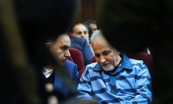 واکنش وکیل شهردار سابق تهران به خبر تهدید نجفی به افشاگری در صورت صدور حکم اعدام