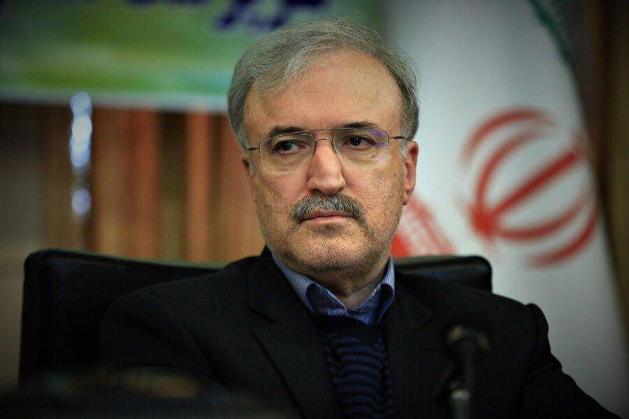 وزیر بهداشت: با اپیدمی سنگین کرونا در خوزستان مواجهیم ، یاری کنیم تا موج کووید19 را رد کنیم