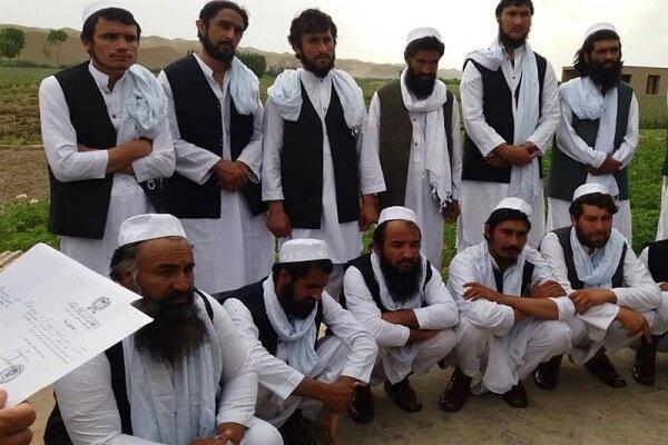 اشرف غنی نخستین گروه زندانیان خطرناک طالبان را آزاد کرد