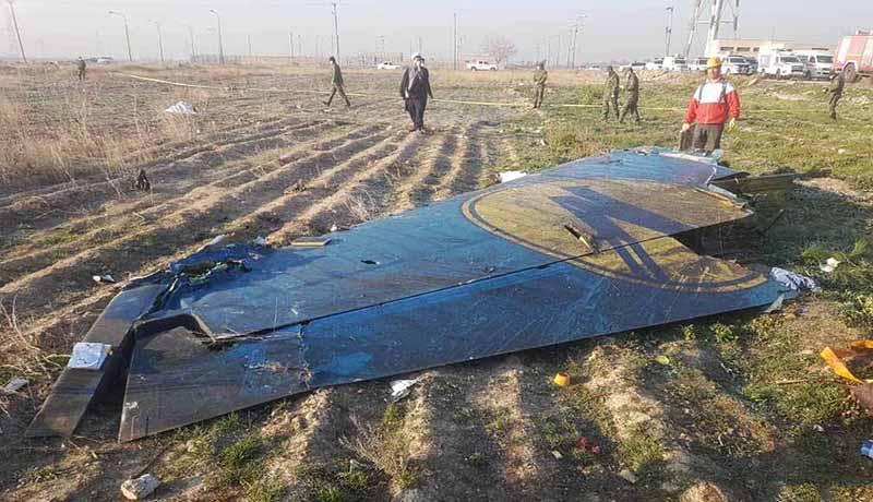 نتایج بازخوانی جعبه سیاه هواپیمای اوکراینی