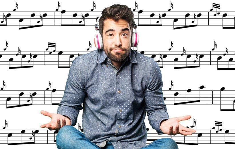 آموزش تشخیص آهنگ و فیلم با استفاده از گوشی