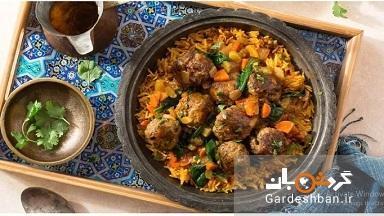 طرز تهیه استانبولی با سبزیجات معطر