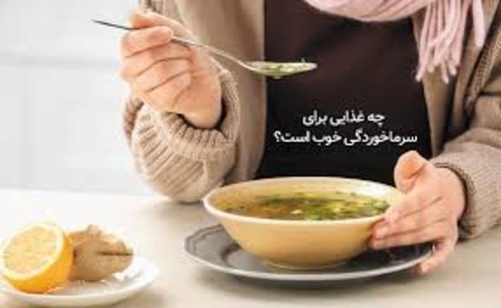 بهترین لیست غذایی برای سرماخوردگی بهترین غذای مناسب برای سرماخوردگی