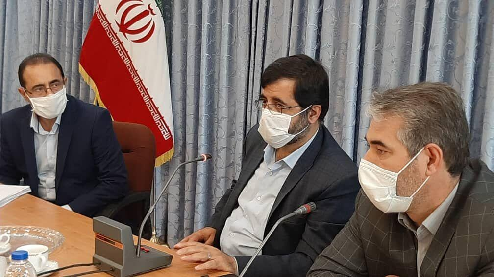 خبرنگاران استاندار اردبیل: اسیر حاشیه نمی شویم، خدمت به مردم تا آخر دولت ادامه دارد