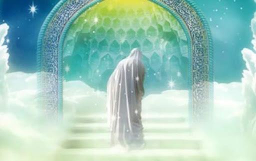گریه های حضرت زهرا بعد از شهادت حضرت رسول اکرم ص