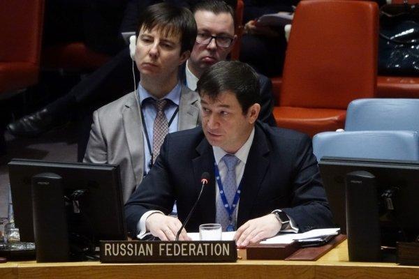 روسیه: آمریکا تحریک ایران و پمپاژ سلاح به منطقه را متوقف کند