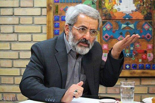 هشدار سلیمی نمین درباره عواقب استعفا یا استیضاح روحانی، آرزوی اعدم رئیس جمهور از وظایف نمایندگی است؟