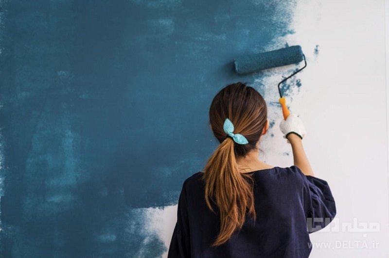 نکات مهم برای انتخاب رنگ دیوار
