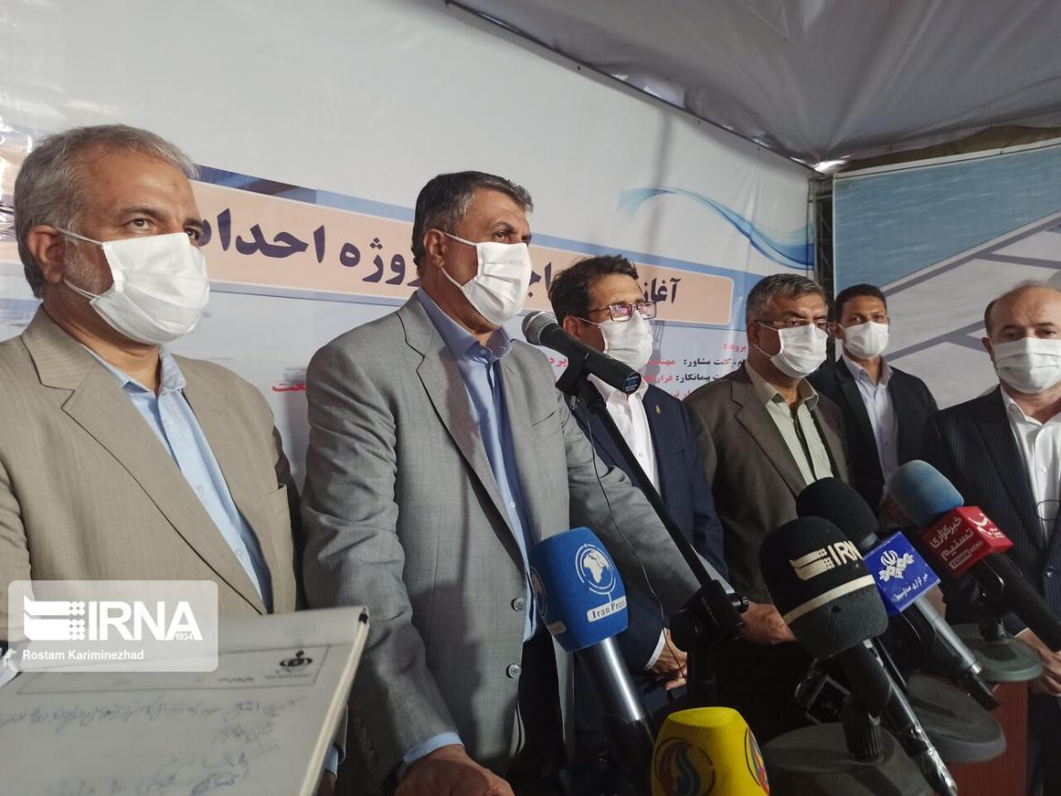 خبرنگاران الحاق بندر شهید بهشتی به منطقه آزادچابهار یک دستاورد عظیم است