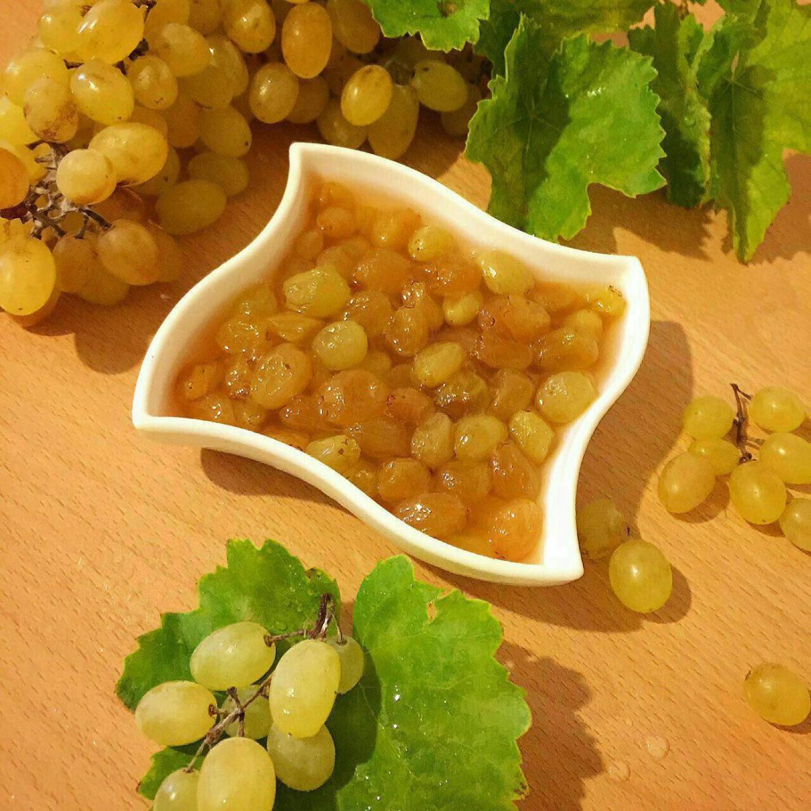 طرز تهیه مربای انگور به همراه نکات کلیدی