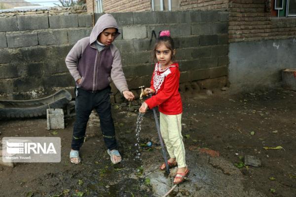 خبرنگاران چهار روستای الیگودرز آبرسانی شد