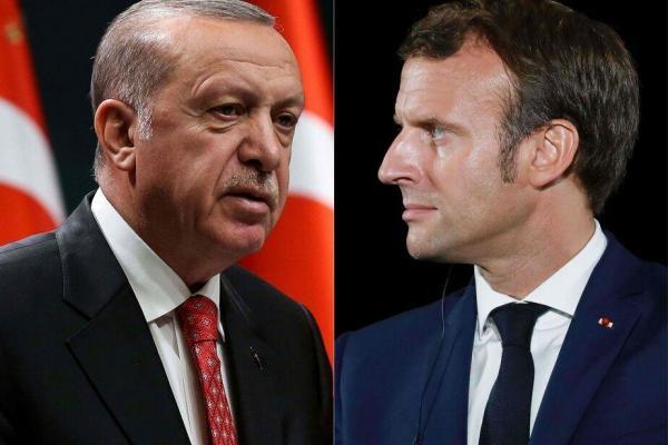 خبرنگاران مکرون: اتحادیه اروپا هیچ اقدام بی ثبات کننده ای را نمی پذیرد