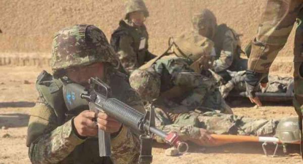 57 عضو طالبان در افغانستان کشته شدند