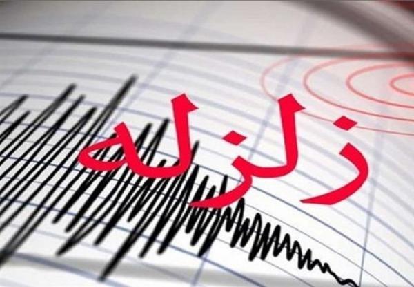 زلزله ای به بزرگی 3.8 ریشتر بندر خمیر در استان هرمزگان را لرزاند