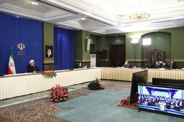 بخشی از قدرت ملی ایران در سایه قدرت انرژی به دست آمده است