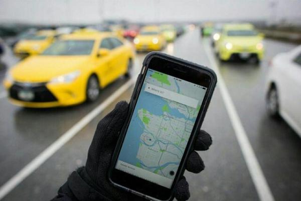 نگاهی به تاکسی های اینترنتی از چشم آژانس های تلفنی