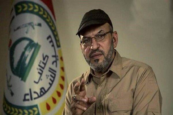 گردان های سید الشهدای عراق به حمله آمریکا به سوریه واکنش نشان داد