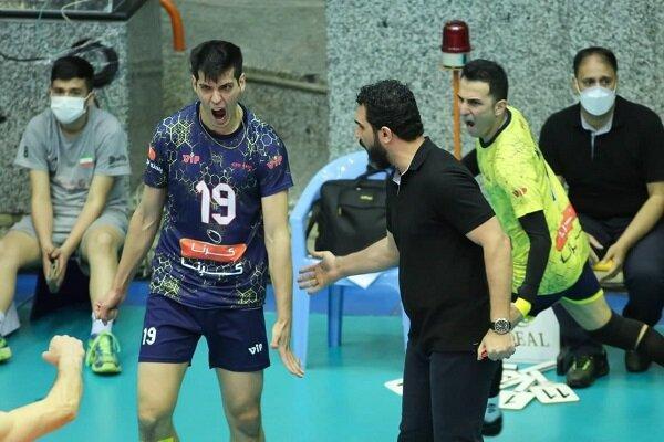 تندروان: والیبال ایران را به رخ کشیدیم، بازیکنانم متقاعد نیستند!