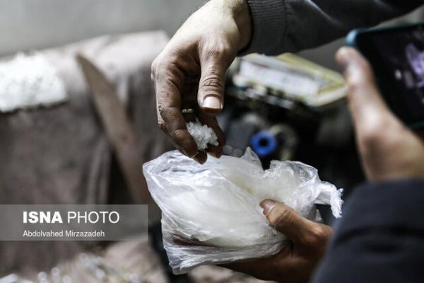 کشف 355 کیلوگرم انواع موادمخدر در تعطیلات نوروز در مازندران