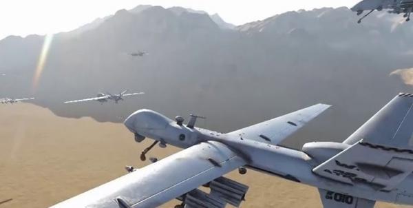 ائتلاف متجاوز سعودی مدعی مقابله با پهپاد یمنی شد خبرنگاران