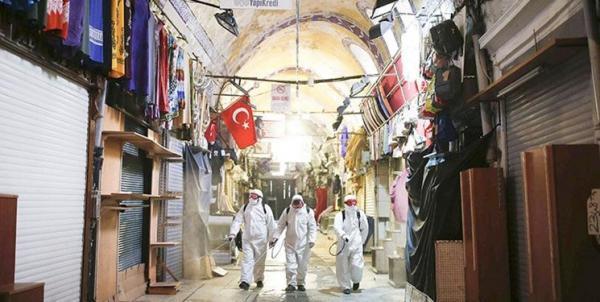 شمار مبتلایان به کرونا در ترکیه رکورد زد