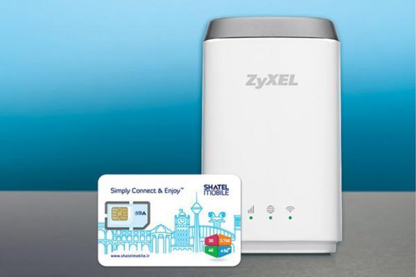 عرضه مجدد مودم 4.5G زایکسل 4506 توسط شاتل موبایل به مناسبت ماه رمضان