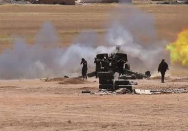 دفع حمله داعش به ارتش سوریه در دیرالزور و هلاکت ده ها تکفیری