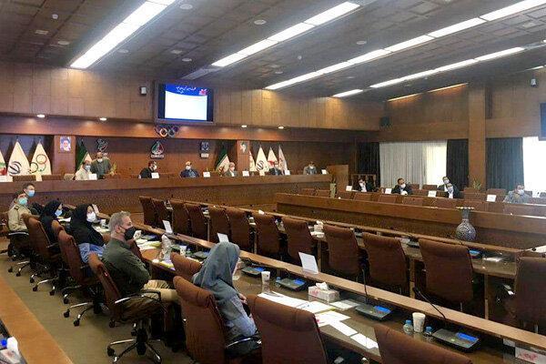 تایید گزارش عملکرد فدراسیون تنیس روی میز در مجمع عمومی