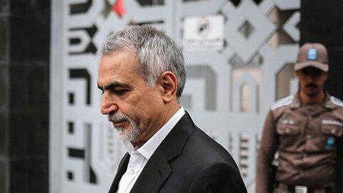 منطقه آزاد کیش: حسین فریدون با مشاور روحانی در کیش دیداری نداشته