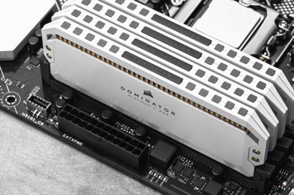 ماژول های رم DDR5 کورسیر 4 برابر بهتر از DDR4 هستند