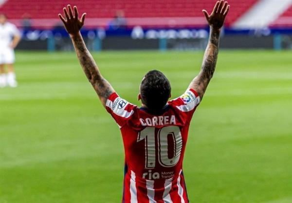 لالیگا، اتلتیکومادرید به صدرنشینی 21 ساعته رئال مادرید انتها داد