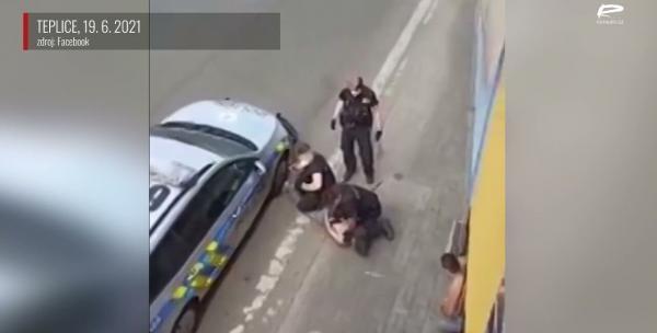 تکرار تراژدی قتل فلوید این بار در اروپا