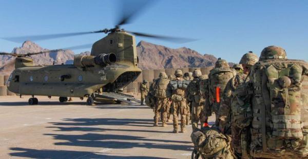 همه نظامیان آمریکایی از پایگاه هوایی بگرام در افغانستان خارج شدند