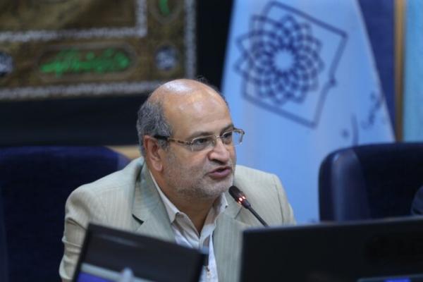 5600 بیمار کرونایی در استان تهران