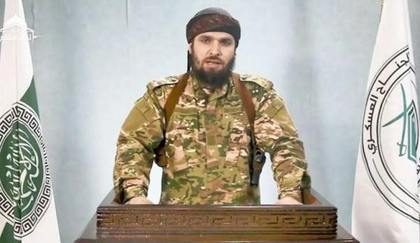 هلاکت سخنگوی گروه تروریستی هیئه تحریر الشام