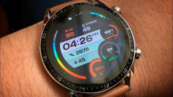 کامل ترین سنسورها و قابلیت های پایش سلامتی در ساعت های هوشمند هواوی