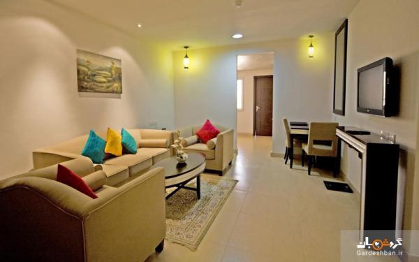 هتل دونس مسقط؛ اقامت در قلب عمان روی تپه های ماسه ای، عکس