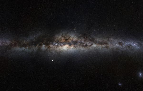 شکستگی عجیب بازوی راه شیری می تواند کلید دستیابی به تاریخچه کهکشان ما باشد