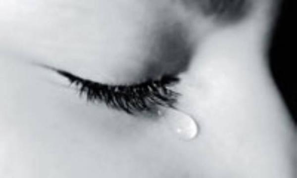 گریه کن، گریه قشنگه!